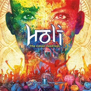 Holi: Festival of Color (No Amazon Sales)