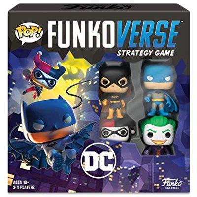 POP! Funkoverse: DC Gotham City Rumble