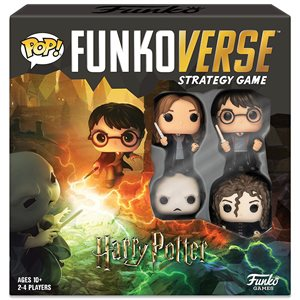 POP! Funkoverse: Harry Potter Battle in the Wizarding World