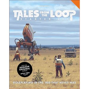 Tales from the Loop RPG Starter Set (BOOK) ^ APR 2020