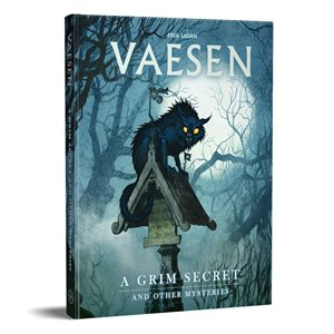 Vaesen Nordic Horror: A Wicked Secret and Other Mysteries (BOOK) ^ NOV 2020