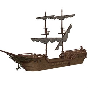 D&D Minis: Icons of the Realms The Falling Star Sailing Ship