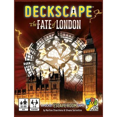 Deckscape: Fate of London (No Amazon Sales)