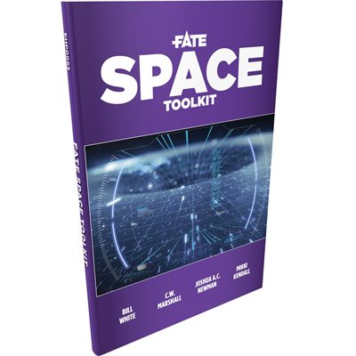 Fate Space Toolkit (BOOK)