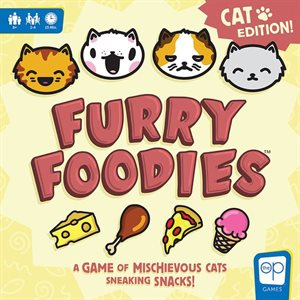 Furry Foodies (No Amazon Sales)