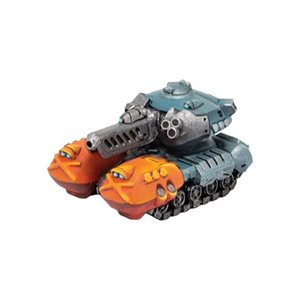 Monsterpocalypse: Protector G.U.A.R.D. Unit - G-Tanks & Repair Truck (Resin)