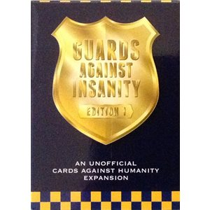 Guards Against Insanity Edition 1 (no amazon sales)
