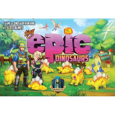 Tiny Epic Dinosaurs (No Amazon Sales) ^ SEP 2020