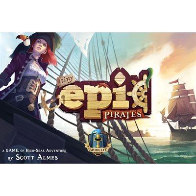 Tiny Epic Pirates (No Amazon Sales) ^ APR 12 2021