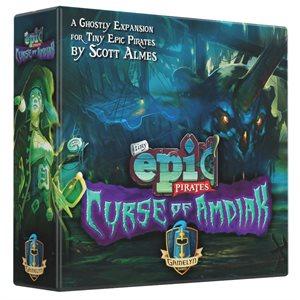 Tiny Epic Pirates: Curse of Amdiak (No Amazon Sales)