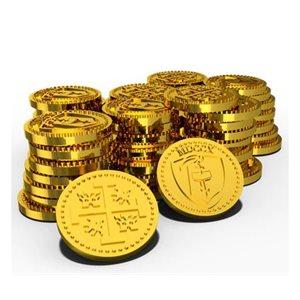 Tiny Epic Pirates: Metal Coins (No Amazon Sales)
