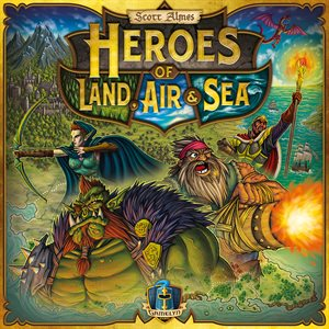 Heroes of Land Air and Sea (no amazon sales) ^ April 1 2019