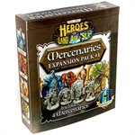 Heroes of Land Air and Sea - Expansion Mercenary 1 (no amazon sales)