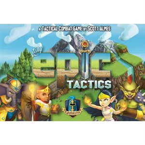 Tiny Epic Tactics (No Amazon Sales) ^ October 2019