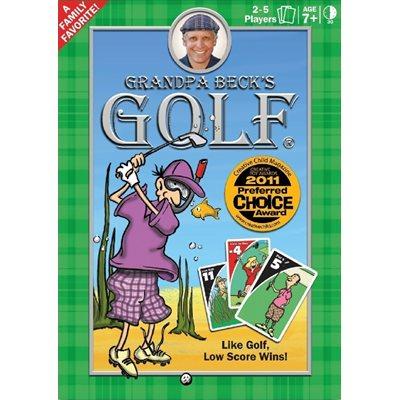 Grandpa Becks Golf (No Amazon Sales)