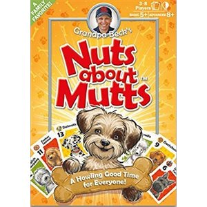Nuts About Mutts (No Amazon Sales)