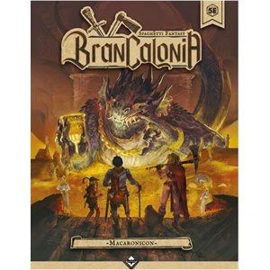 Brancalonia RPG Setting 5E: Macaronicon (BOOK) ^ MAY 2021