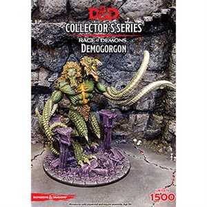 Dungeons & Dragons: Demonlord Demogorgon (1)