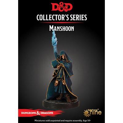 Dungeons & Dragons: Waterdeep Dragon Heist Mini - Manshoon