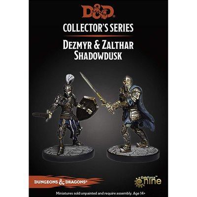 Dungeons & Dragons: Dungeon of Mad Mage Mini - Zalthar & Dezmyr Shadowdusk