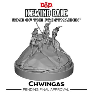 Dungeons & Dragons: Icewind Dale: Rime of the Frostmaiden Mini - Chwingas (2) ^ SEP 19 2020