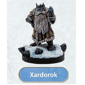 Dungeons & Dragons: Icewind Dale: Rime of the Frostmaiden Mini - Xardorok Sunblight (1) ^ OCT 24 202