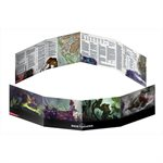 Dungeons & Dragons: Rage Of Demons Dm Screen (BOOK)