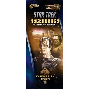 Star Trek Ascendancy Cardassian Union