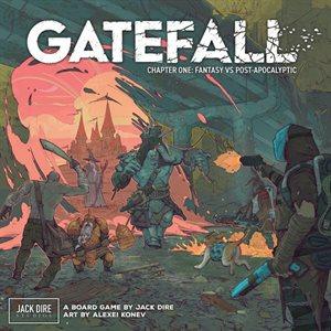 Gatefall Chapter One Core (No Amazon Sales) ^ Q4 2021