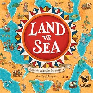 Land vs Sea (No Amazon Sales)