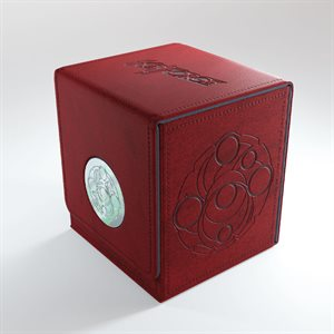 Deck Box: Keyforge Vault: Red (120ct)