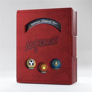 Deck Box: Keyforge Deck Book: Red