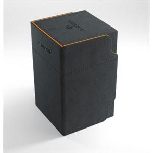 Deck Box: Watchtower Black XL Exclusive Edition 2021 (100ct)
