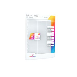 Pages: Sideloading 18-Pocket Display - White (10)