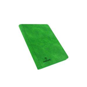 Zip-Up Album: 18-Pocket Green