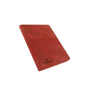 Zip-Up Album: 18 Pocket Red