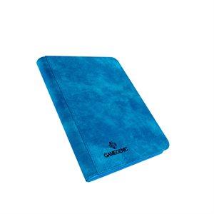Zip-Up Album: 8-Pocket Blue