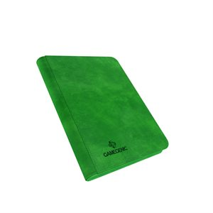 Zip-Up Album: 8-Pocket Green