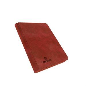 Zip-Up Album: 8-Pocket Red