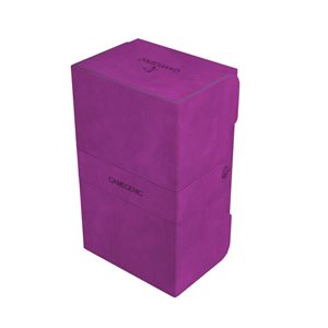 Deck Box: Stronghold Convertible Purple (200ct)