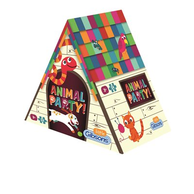 Puzzle: 24 Animal Party