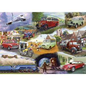 Puzzle: 24XL Transport