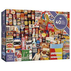 Puzzle: 40 Shopping Basket