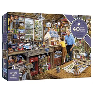 Puzzle: 40 Grandad's Workshop