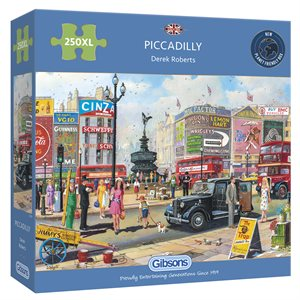Puzzle: 250XL Piccadilly