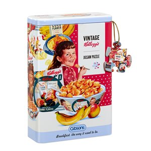 Puzzle: 250 Vintage Kellogg's