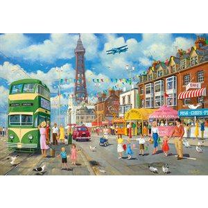 Puzzle: 500 Blackpool Promenade