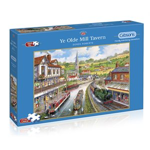 Puzzle: 500XL Ye Olde Mill Tavern