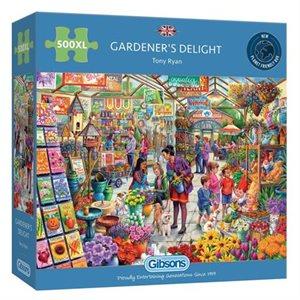 Puzzle: 500XL Gardener's Delight ^ Q3 2021