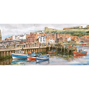 Puzzle: 636 Whitby Harbour